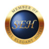 Small Elegant Hotels Member Seal