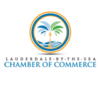 Lauderdale-by-the-Sea Chamber of Commerce logo